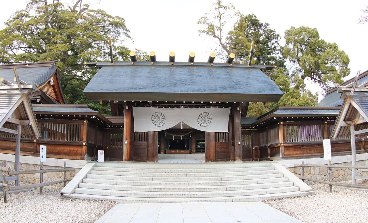 丹後一宮 元伊勢 籠神社(このじんじゃ)